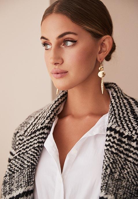 gorjana Gypset Drop Earrings