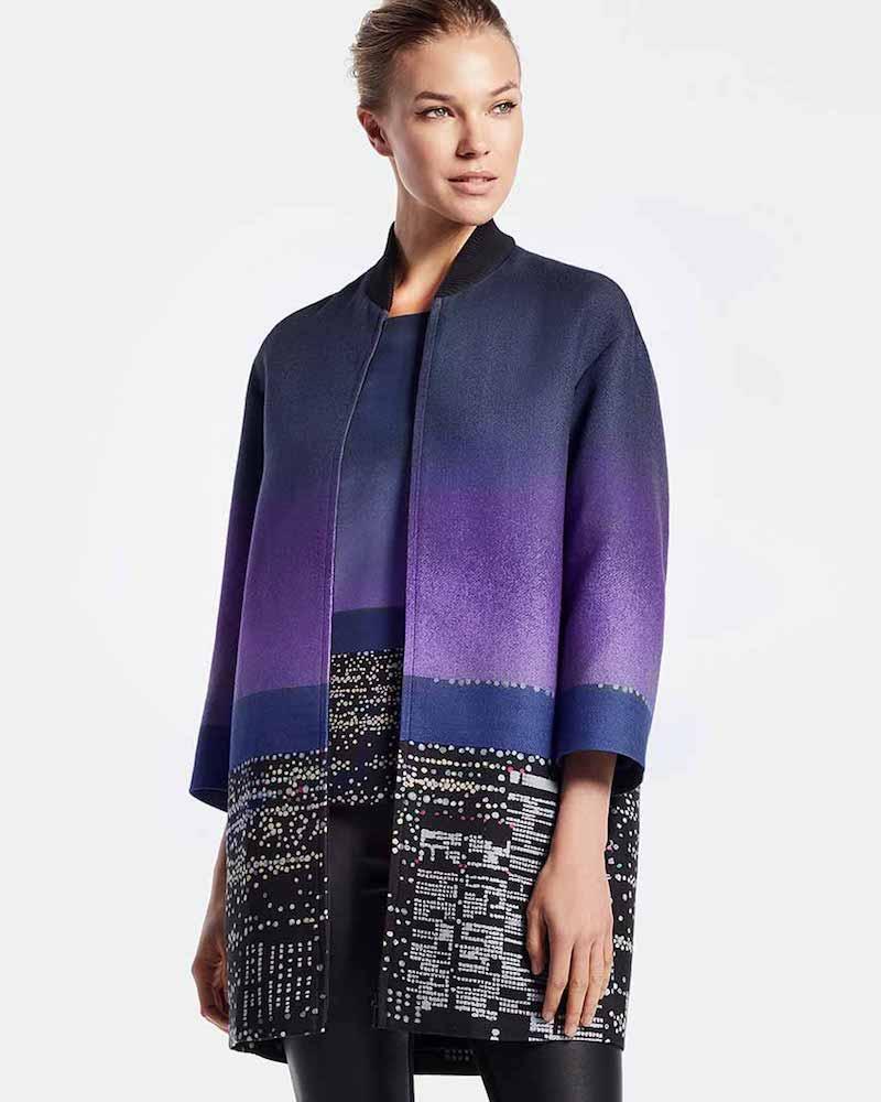 22bd2b9fe4 Akris punto Fall 2017 Lookbook at Bergdorf Goodman – NAWO