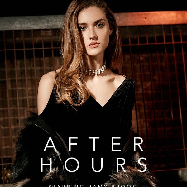 Alluring After-Hours Looks for Holiday 2017