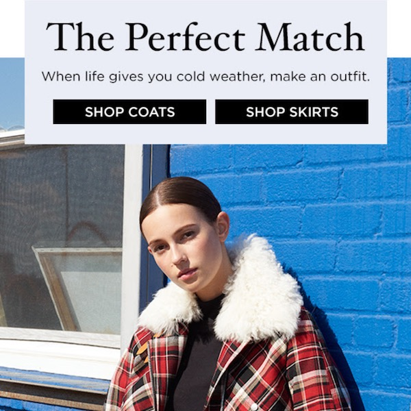 The Perfect Match: Hot Looks for Cool Temps