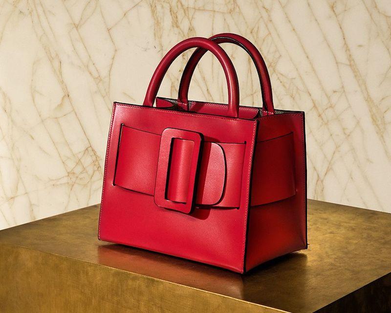 Boyy Bobby Leather Shoulder Bag