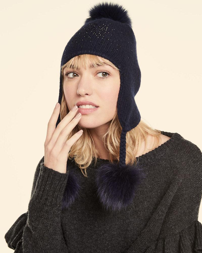 Carolyn Rowan Earflap Hat