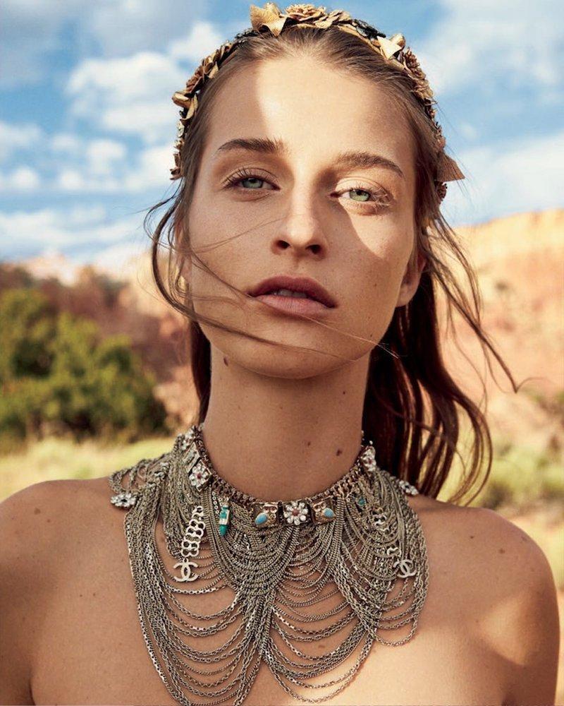 Chanel Multi-Strand Necklace