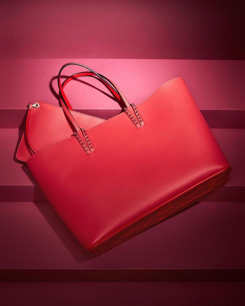 Christian Louboutin Cabata Calf Empire Tote Bag