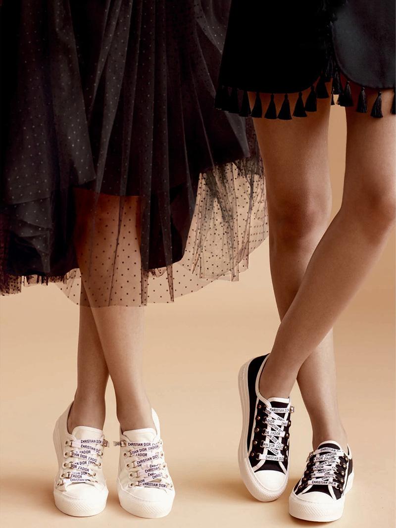 Dior Walk N Dior Low Top Sneaker