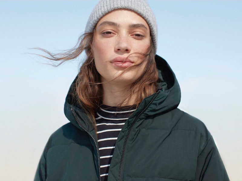 Everlane Short Puffer Jacket