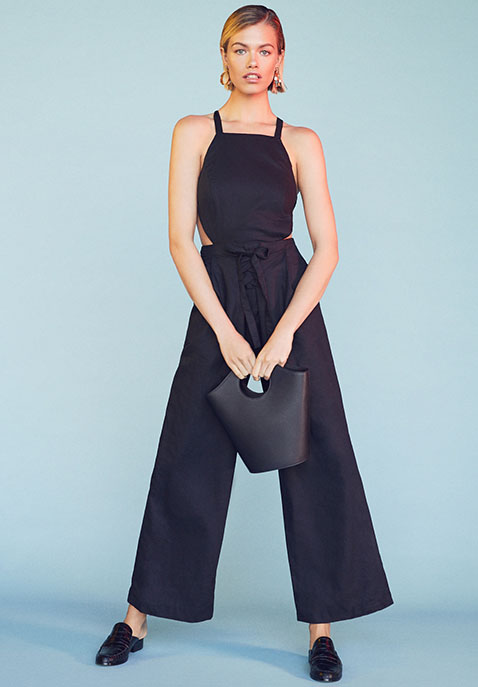FAME AND PARTNERS The Foley Jumpsuit