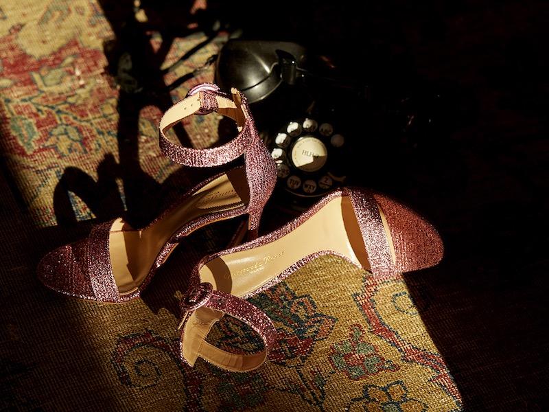 Gianvito Rossi Portofina Ankle-Strap Sandals