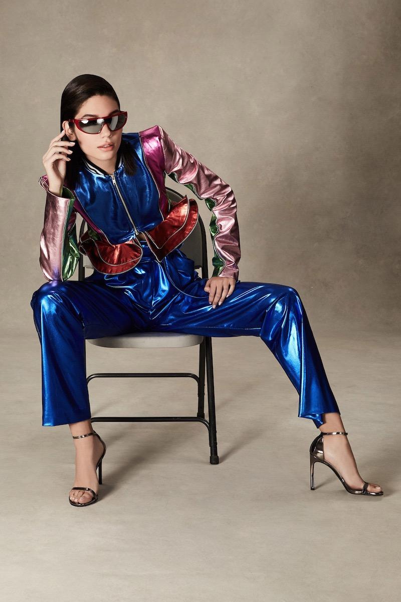 Greta Constantine Bain Leather Jacket
