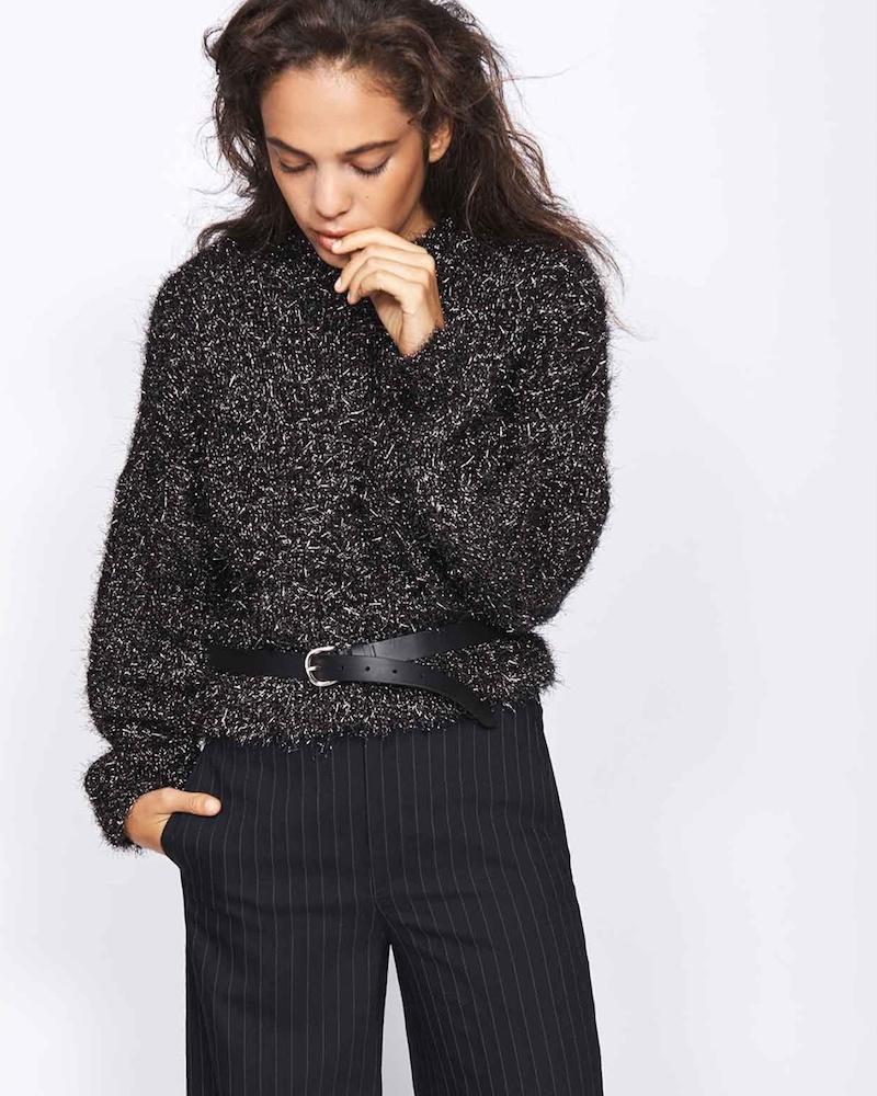 Isabel Marant Ben Crew-Neck Sweater