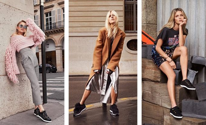 JIMMY CHOO Style Challenge // How To Make Sneakers Chic