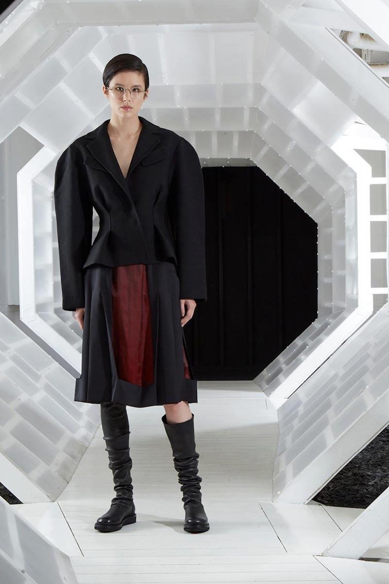 Jacquemus La Petite Veste Voluminous Blazer Jacket