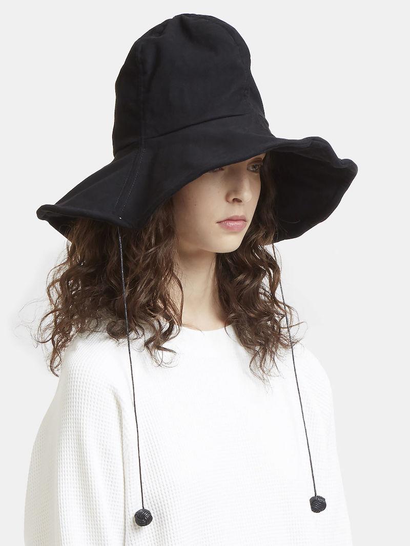 Kreuzzz QiO Hat in Black
