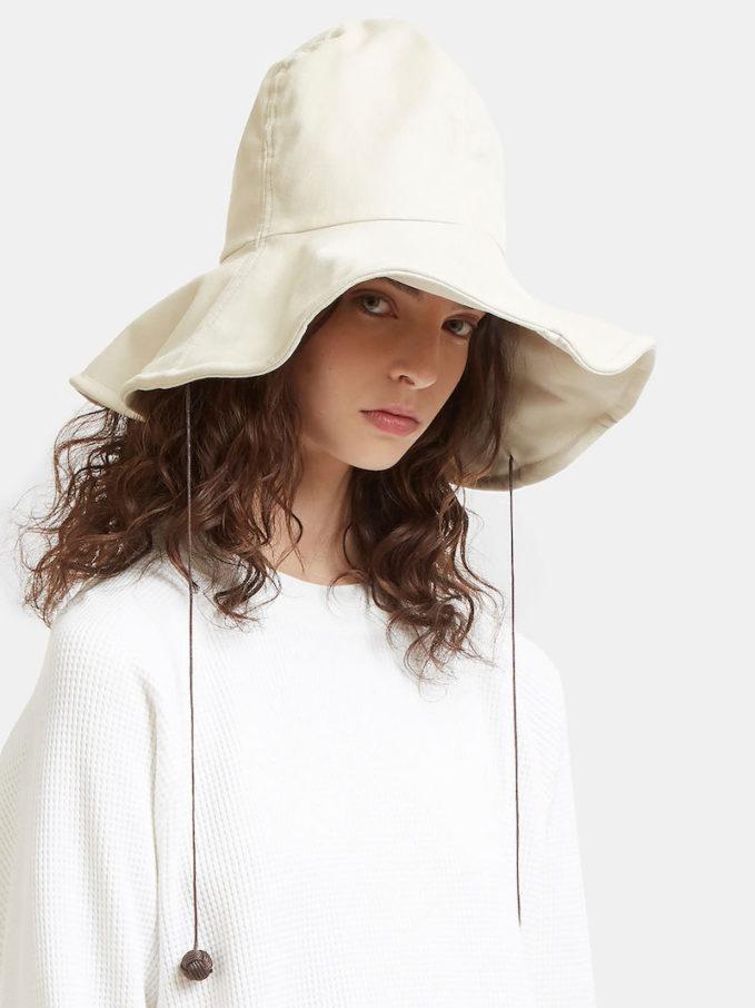 Kreuzzz QiO Hat in Cream