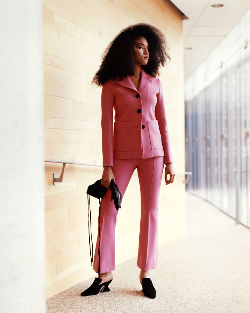 Kwaidan Editions Pink Zermatt Blazer