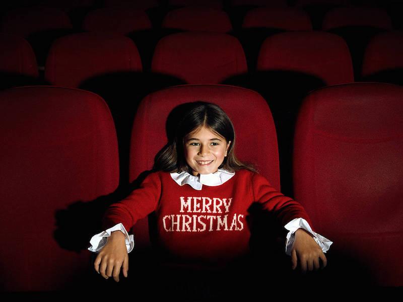 LVR Editions x Alberta Ferretti Girls MERRY CHRISTMAS Knitwear