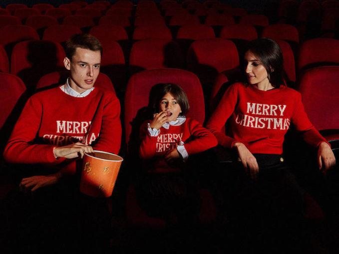 """LVR Editions x Alberta Ferretti """"MERRY CHRISTMAS"""" Knitwear"""