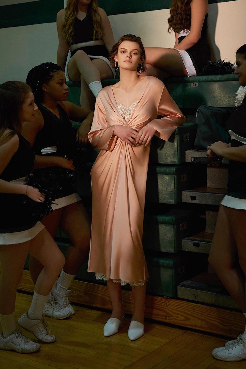Lake Studio Reversible Slip Dress