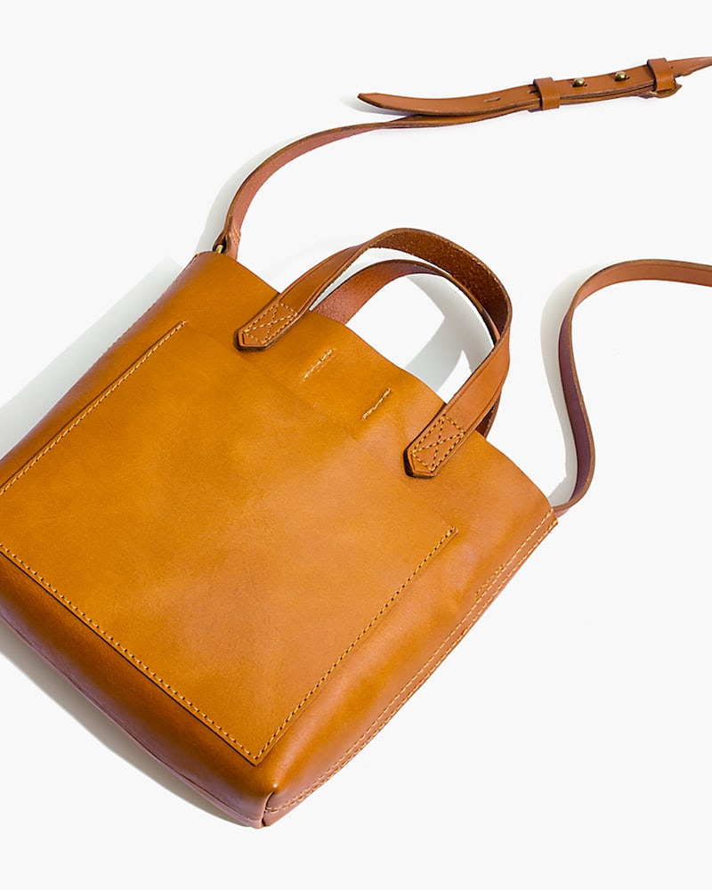 Madewell The Small Transport Crossbody In Cider