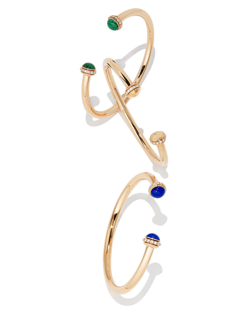 PIAGET Possession Medium Bracelet with Diamonds in 18K Red Gold