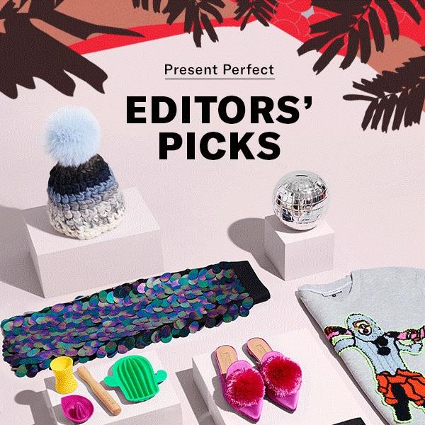 Present Perfect Editors' Picks