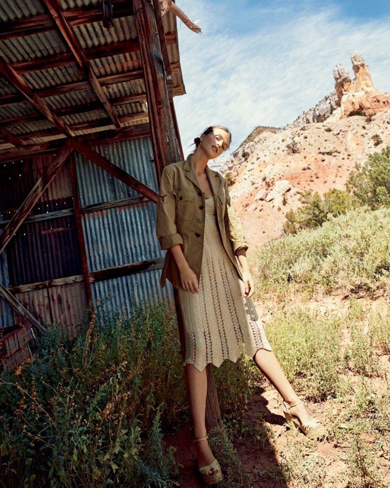 Ralph Lauren Safari Jacket