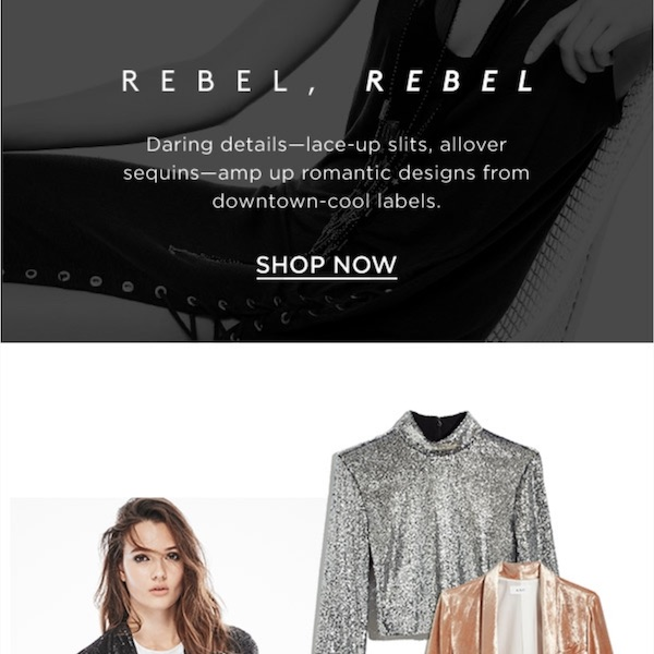 Rebel, Rebel: Romantic Styles That Break The Rules