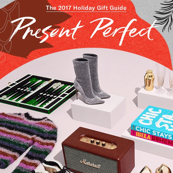 The 2017 Holiday Gift Guide Has Landed at SHOPBOP