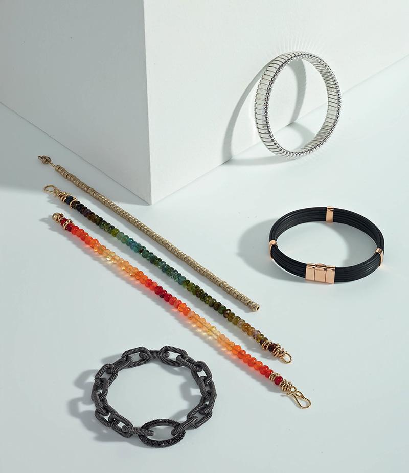 Sidney Garber Noble Bracelet
