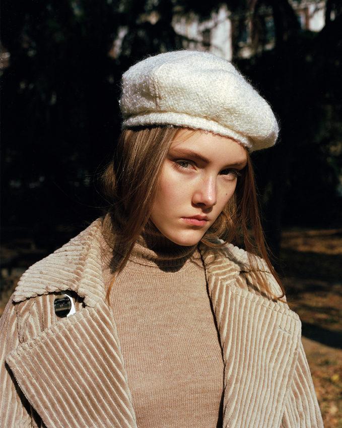 Stella McCartney Wool & Alpaca Knit Turtleneck Sweater