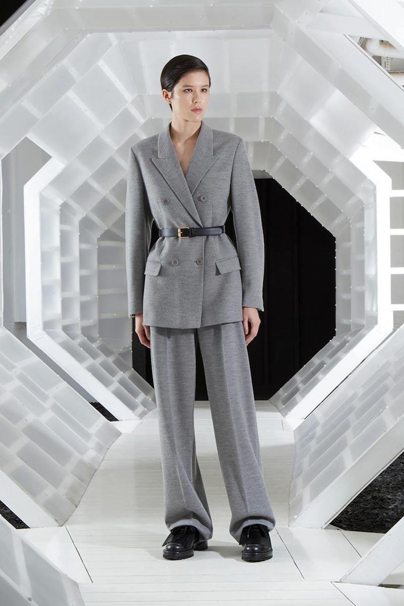 Stella McCartney Double-Breasted Blazer Jacket