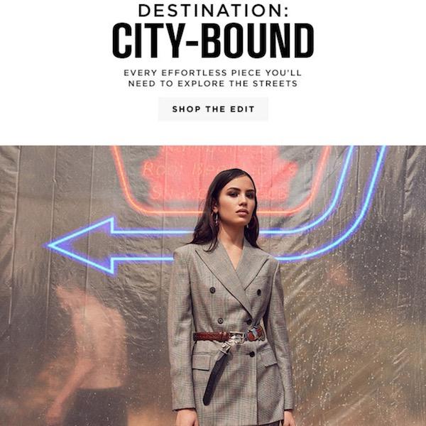 Destination Style Guide: City-Bound Winter 2017