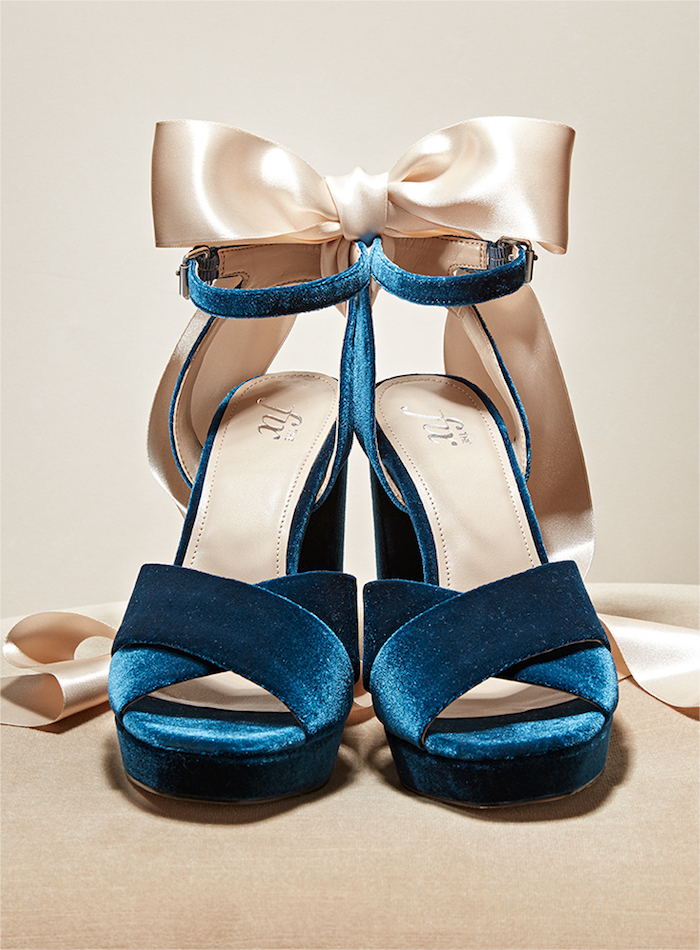 The Fix Gabriela High-Heel Cross-Strap Platform Dress Sandal