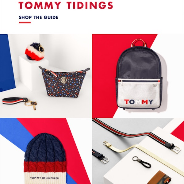Tommy Hilfiger Holiday 2017 Gift Guide is Here