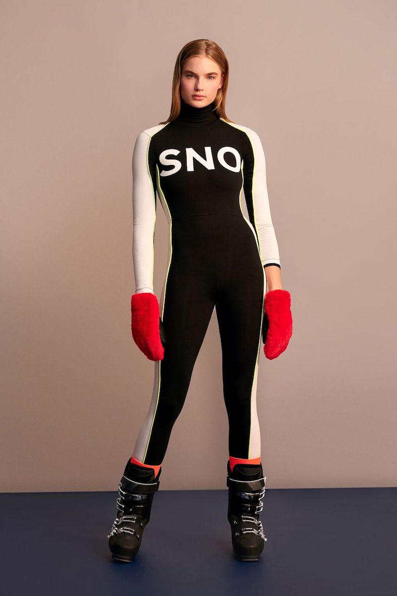 Topshop SNO Logo Thermal All In One