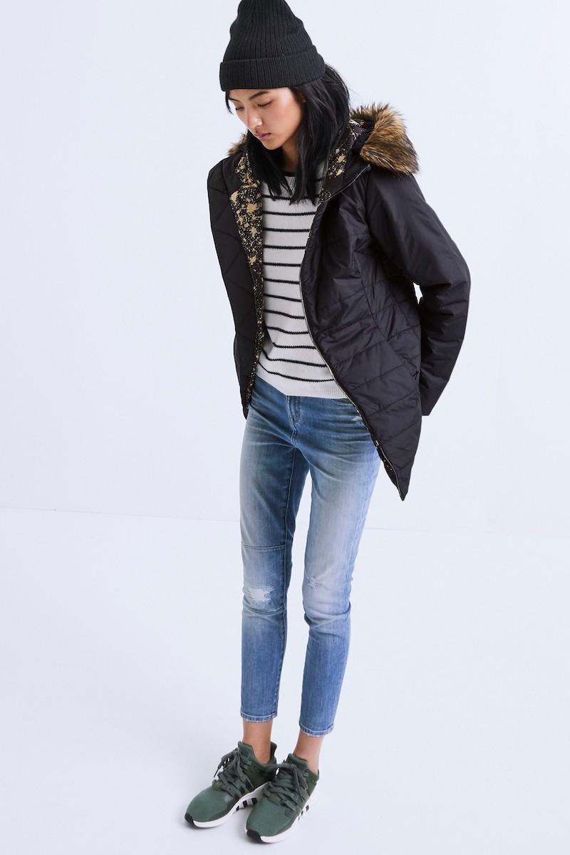 Treasure & Bond High Waist Skinny Jeans