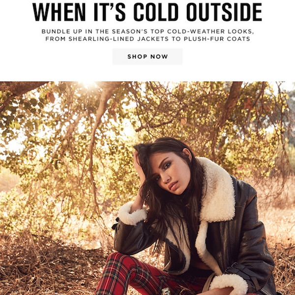 What To Wear // When It's Cold Outside