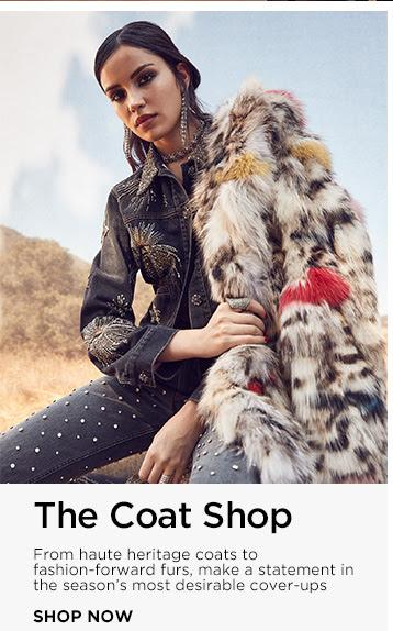 The Coat Shop - Shop Now