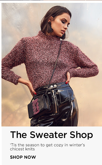 The Sweater Shop - Shop Now