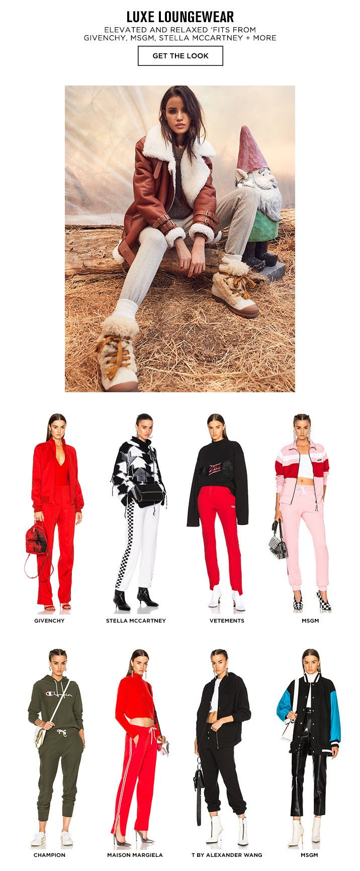 Luxe Loungewear - Shop Now