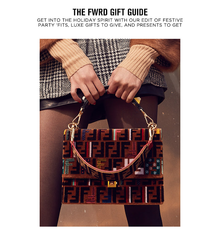 The FWRD Gift Guide- Shop Now