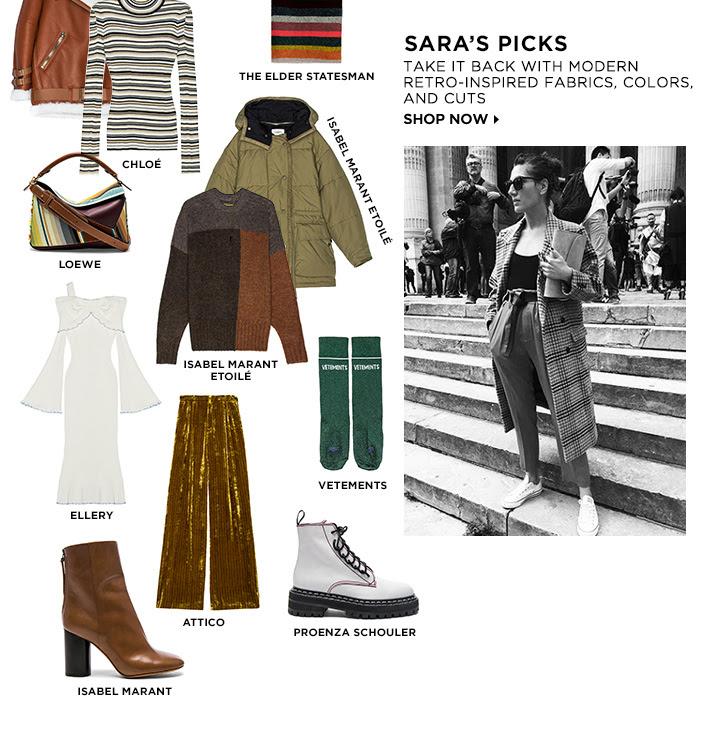 Saras Picks - Shop Now