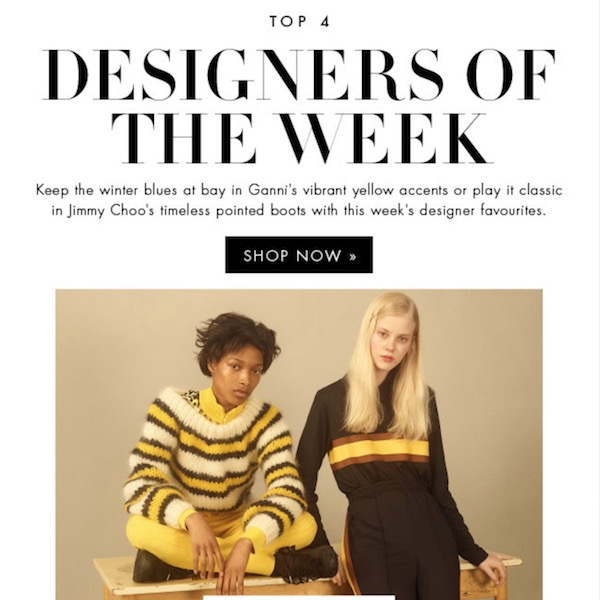mytheresa.com the Designers We Love This Week + Sale