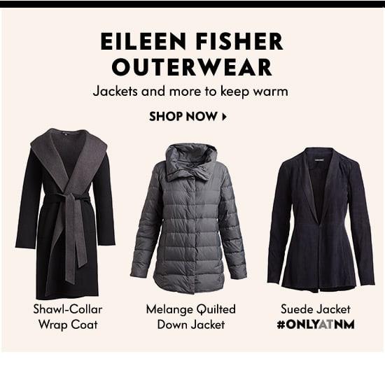 Eileen Fisher Jackets