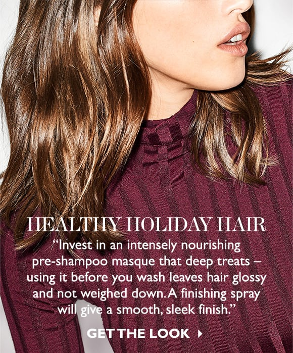 Editorial // Top 5 Beauty Musts for the Festive Season