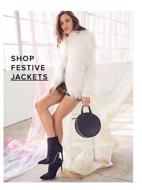 Shop festive jackets
