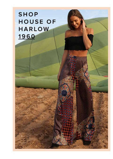 Brand new. Shop house of harlow.