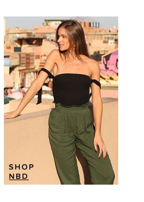 Brand new. Shop NBD.