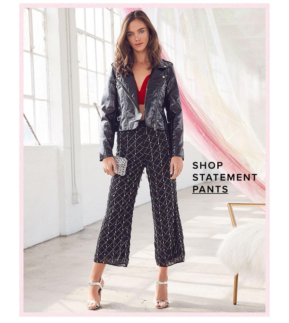 Shop statement pants