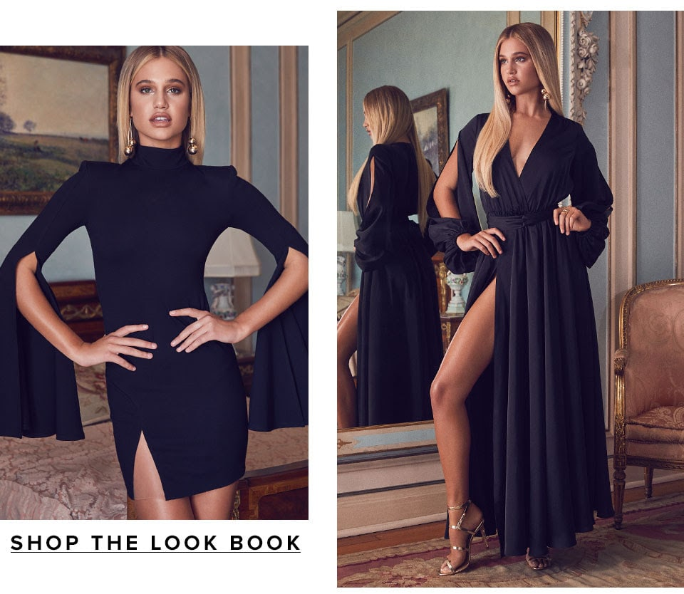 Michael Costello. Shop the Look Book.